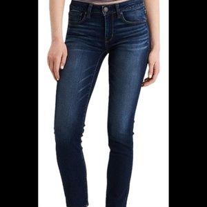 AEO Skinny Jeans 4 Long